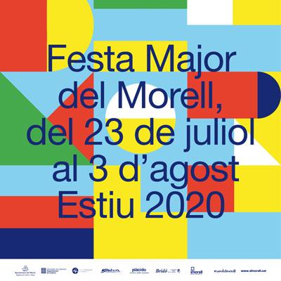 Festa Major de Sant Abdó i Sant Senen, El Morell, 2020