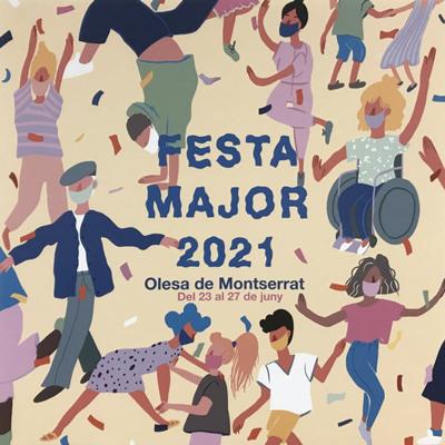 Festa major d'Olesa de Montserrat, 2021