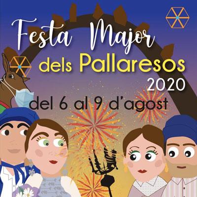 Festa major dels pallaresos, 2020