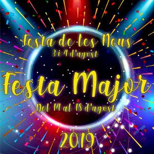 Festa Major i Festa de les Neus al Pla de Santa Maria, 2019