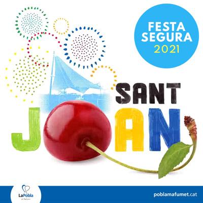 Festa Major de Sant Joan a La Pobla de Mafumet, 2021