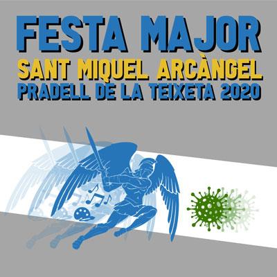 Festa Major de Pradell de la Teixeta, Setembre, 2020