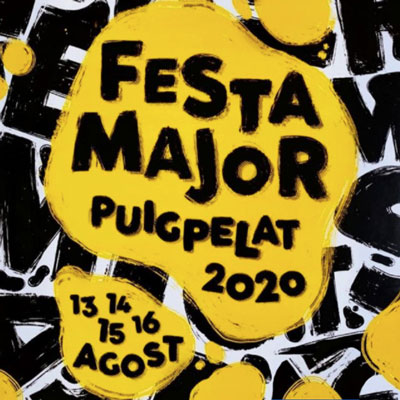 Festa Major de Puigpelat, 2020