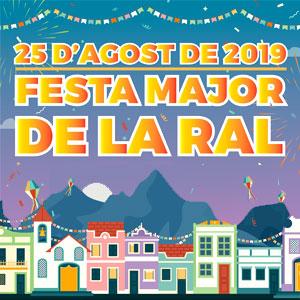 Festa Major de La Ral, Sant Pau de Segúries, 2019