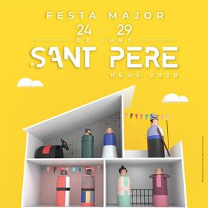 Festa Major de Sant Pere de Reus, 2020