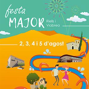 Festa Major de Riells i Viabrea, 2019