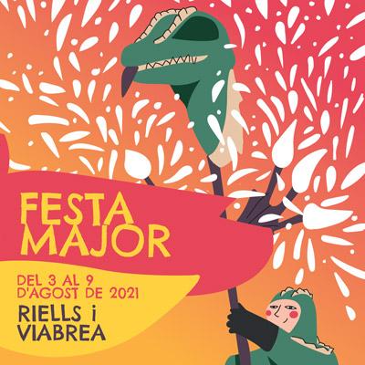 Festa Major de Riells i Viabrea, 2021