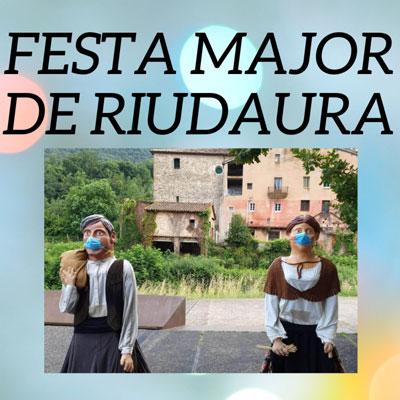 Festa Major de Riudaura, 2020