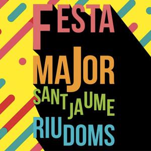 Festa Major de Sant Jaume a Riudoms, 2019