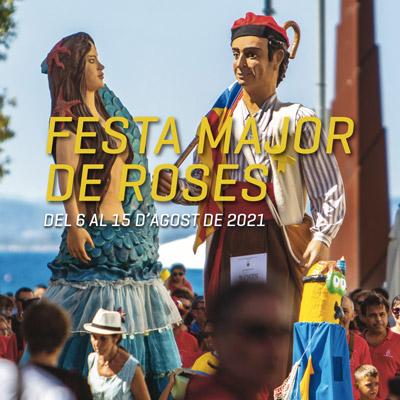 Festa major de Roses, 2021