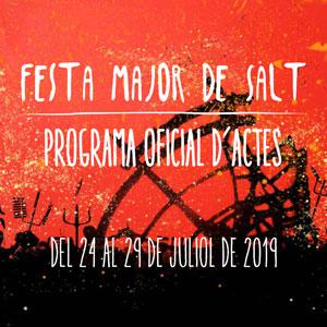 Festa Major de Salt, 2019