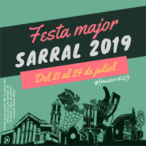 Festa Major del Sarral, 2019