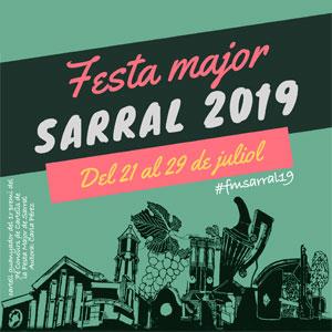 Festa Major del Sarral, 2019