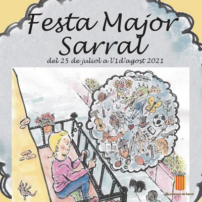 Festa Major del Sarral, 2021
