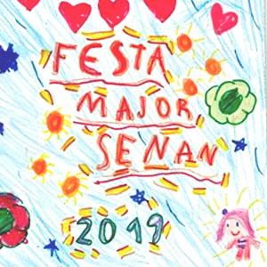 Festa Major de Senan, 2019