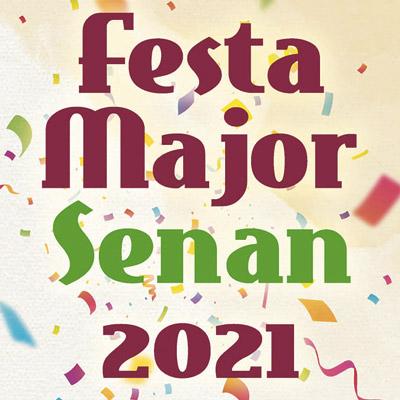 Festa Major de Senan, 2021