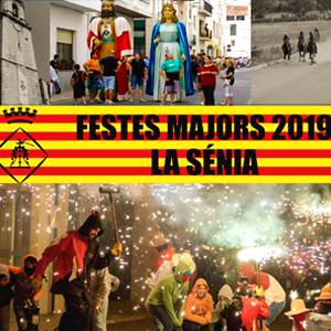 Festa Major de la Senia, 2019