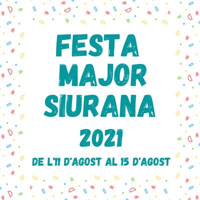 Festa Major de Siurana, 2021