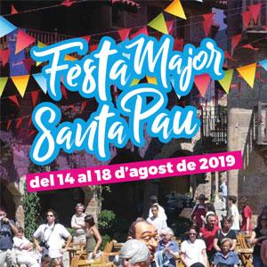 Festa Major de Santa Pau, 2019