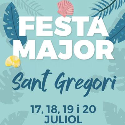 Festa Major de Sant Gregori, 2020