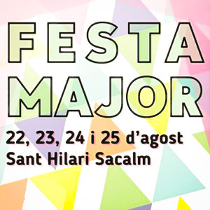 Festa Major de Sant Hilari Sacalm, 2019