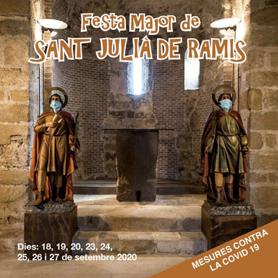 Festa Major de Sant Julià de Ramis, 2020