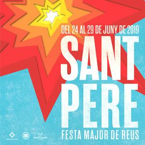 Festa Major de Sant Pere a Reus, 2019