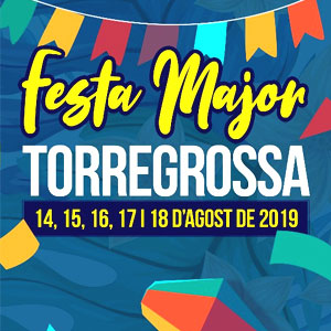 Festa major de Torregrossa, 2019
