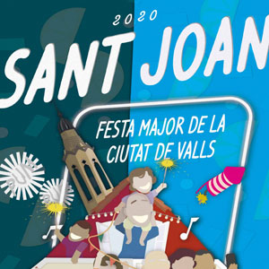 Festa Major de Sant Joan de Valls, 2020