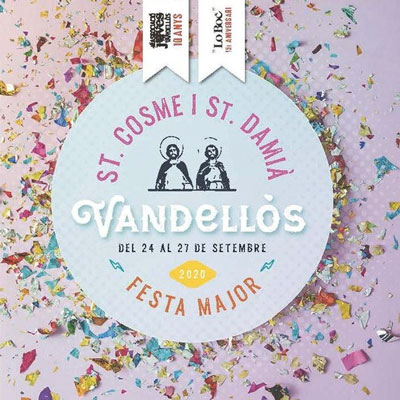 Festa Major de Vandellòs, 2020