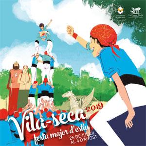 Festa Major de Vila-seca, 2019