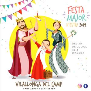 Festa Major de Vilallonga del Camp, 2019