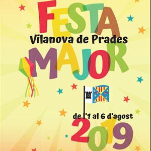 Festa Major de Vilanova de Prades, 2019