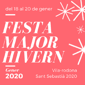 Festa Major d'Hivern de Vila-rodona, 2020
