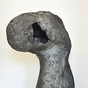 Exposició 'Suite de foc' de la ceramista Vall Palou
