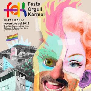 FOK (Festa de l'Orgull del Karmel) - Barcelona 2019