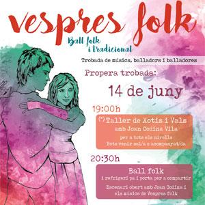 Vespres Folk a Reus, 2019