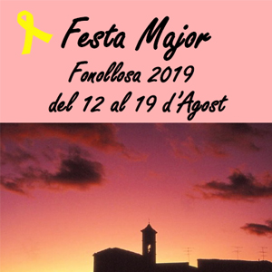 Festa Major de Fonollosa