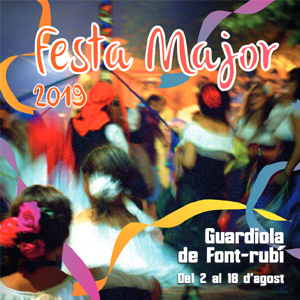Festa Major de Guardiola de Font-rubí