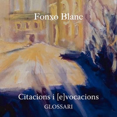 Llibre Citacions i[e]vocacions deFonxo Blanc