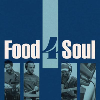 Food4Soul, Food 4 soul, Grup, Soul, Música, Lleida, 2020