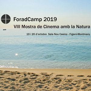 8ª Mostra de Cinema amb la Natura ForadCamp 2019
