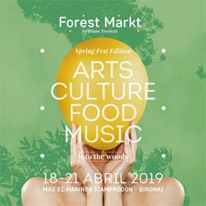 Forest Markt a Camprodon, 2019