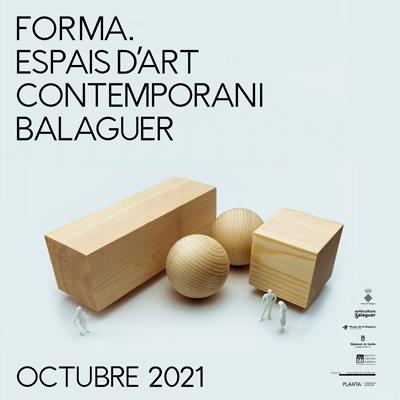 Forma Balaguer, Espais d'art contemporani