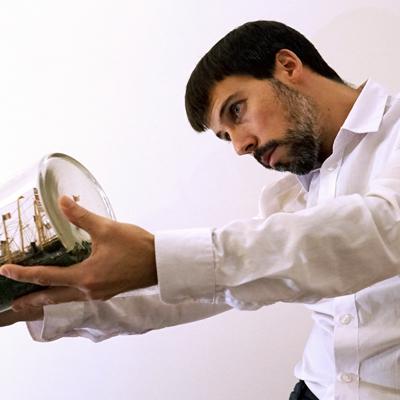 Espectacle de dansa 'Fràgil' de Carles Malleu