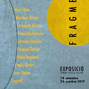 Exposició col·lectiva 'Fragmenta'