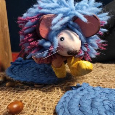 Frederick, el ratolí
