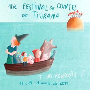 10è Festival de Contes de Tiurana, 2019