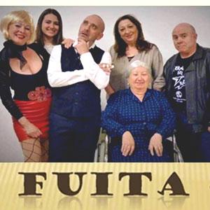 Teatre 'Fuita' de Jordi Galceran a càrrec de la companyia teatral de Móra d'Ebre