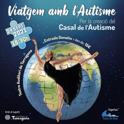 Gala benèfica 'Viatgem amb l'autisme' de l'Associació Todos En Azul